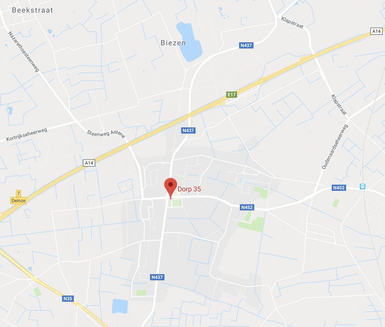 Paramedisch centrum Dorp 35  9810 Nazareth